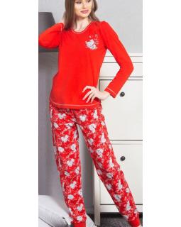 Пижама Кофта + Брюки Красная Лисичка