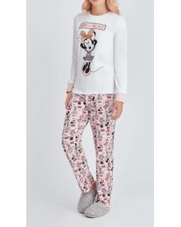 Пижама Кофта + Брюки Розовый MINNIE Mouse